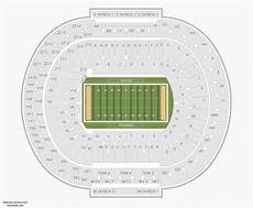 Tennessee Vols Football Seating Chart Neyland Stadium Seating Chart Seating Charts Amp Tickets