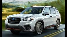 new generation 2020 subaru forester 2019 subaru forester ready for adventures
