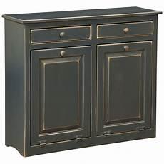 dcor design cabinet with trash bin wayfair