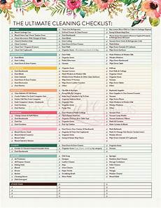 Professional House Cleaning Checklist House Cleaning Deals On 1001 Blocks