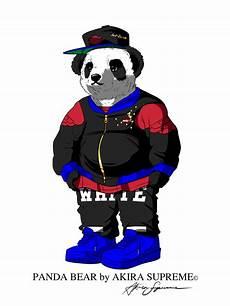 panda supreme wallpaper pnda black bomber by itsmcflyy on deviantart