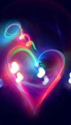 Heart And Lights 2015 Love Lights Smartphone Wallpapers Hd Getphotos