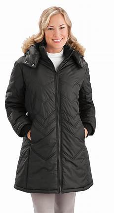 mid length coats for womens mid length chevron quilted s coat plus size