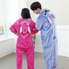 hotsale stitch pajama sets hooded animal