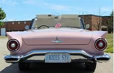 1957 Thunderbird Lights Eye Candy 1957 Ford Thunderbird The Star