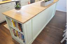 kitchen island cabinet base a kitchen island makeover with help from the habitat