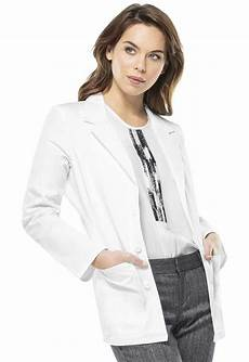 white lab coats for 28 inch marine white scrubs womens 28 quot lab coat 2317