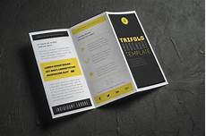 Tri Fold Flyer Trifold Brochure Free Vectors Stock Photos Amp Psd