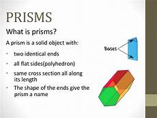 What Is Prism The Similarity Of Prism Cylinder Cube
