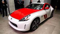 nissan 350z 2020 2020 nissan 370z 50th anniversary edition takes in new
