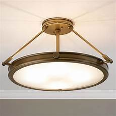 Large Commercial Light Fixtures Mid Century Retro Ceiling Light Large Shades Of Light