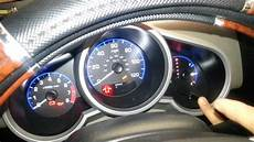 Wrench Light On Dash Honda Element 2008 Service Wrench Light Removal Youtube
