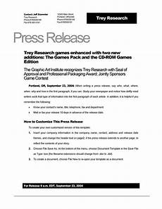 Format For Press Release 46 Press Release Format Templates Examples Amp Samples ᐅ