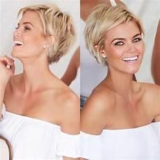 kurzhaarfrisuren damen blond bilder 40 hair hairstyles and haircuts