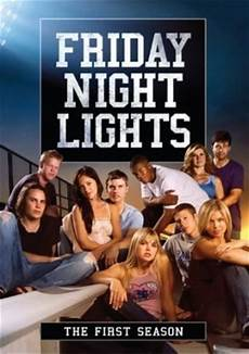 Friday Night Lights Season 1 Blu Ray Friday Night Lights 1st Season 4 Dvd 2016