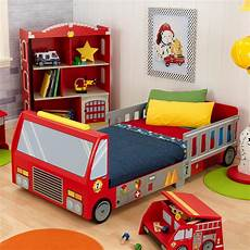 kidkraft truck toddler bed 76021 toddler beds at