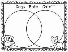Compare And Contrast Essay Cats And Dogs Cats And Dogs Compare And Contrast Vocab And Writing Tpt