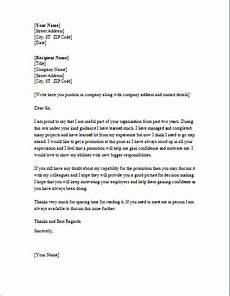 Requesting For Promotion Promotion Request Letter Template For Word Word Amp Excel