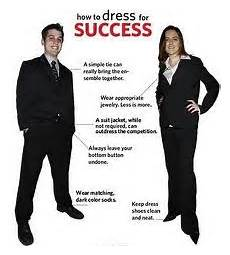 Dress For Success Tips Useful Tips For Dressing For Success In The Workplace