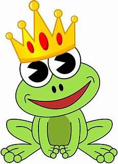 Malvorlage Frosch Mit Krone Sourire De Grenouille Dessin Anim 233 Avec Couronne Isol 233