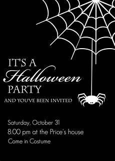 Halloween Invites Cute Free Printable Halloween Invitations Fun Squared