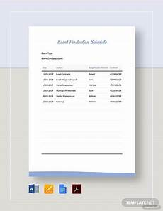 Programme Itinerary Template Free 18 Sample Event Schedule Templates In Ms Word Pdf