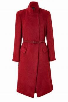 donna karan coats for donna karan new york alpaca silk coat in lyst