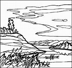 Kostenlose Malvorlagen Landschaften Landschaften Malvorlagen Malvorlagen Vorlagen