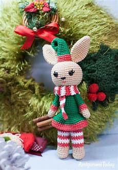 bunny free amigurumi pattern crochet