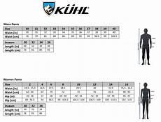 Kuhl Women S Pants Size Chart Mens Pant Size Chart Rena Shinestar Co