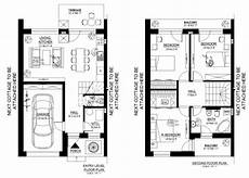 modern style house plan 3 beds 1 5 baths 1000 sq ft plan