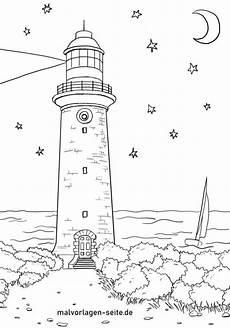 malvorlage leuchtturm geb 228 ude kostenlose ausmalbilder