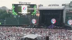 Wrigley Field Concert Seating Chart Dead And Company Dead Amp Company Sets Wrigley Field Attendance Record