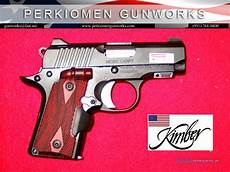 Micro Carry Rosewood Lg 380acp Limited Offe For Sale