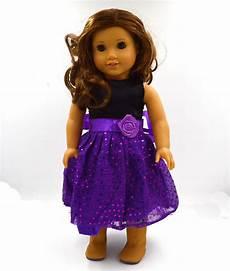 wholesale new dot doll dress handmade doll clothes skirt