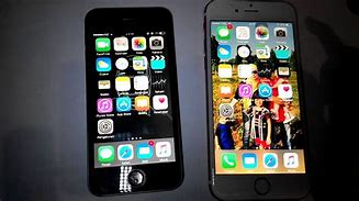 Image result for iPod Touch 6 vs iPhone 6s
