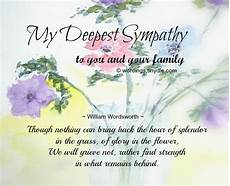 Sympathy Card For Loss Sympathy Messages For Loss Of Father Wordings And Messages