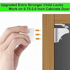 child safety magnetic cabinet lock children proof baby