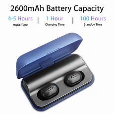 Bakeey Bluetooth Wireless 2600ma Power Bank by Tws Bluetooth 5 0 Wireless 2600mah Power Bank Stereo