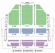 Lyric Theater Nyc Seating Chart Harry Potter Lyric Theatre Broadway Seating Charts