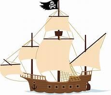 pan ship piracy clip ship vector png