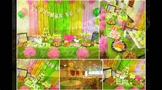 Tinkerbell Themed Birthday Party Ideas Cute Tinkerbell Themed Birthday Party Ideas Youtube