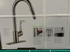 Costco Kitchen Faucet Hansgrohe Cento Pull Kitchen Faucet Costcochaser