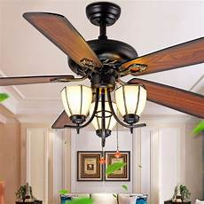 Fancy Fans With Lights India Decorative Wood Blades Ceiling Fan 5218 D With Pull Chain