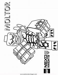lego nexo knights 30 gratis malvorlage in comic