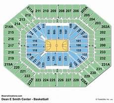 Dean E Smith Center Seating Chart Rows Dean E Smith Center Seating Chart Seating Charts Amp Tickets