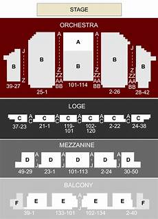 Sf Playhouse Seating Chart Golden Gate Theatre San Francisco Ca Seating Chart