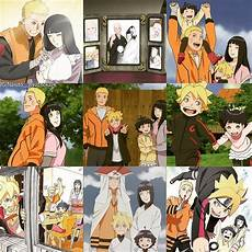 Boruto Family Chart Pin Em Naruto