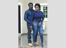 Mercy Johnson & Husband Step Out For Birthday Dinner In