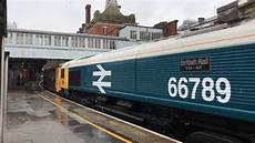 British Rail Designed 1948 1997 Hd Large Logo 66789 British Rail 1948 1997 In Kent